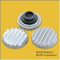 Finned Oil Cap