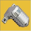 Finned Fuel Filter