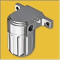 Grooved Fuel Filter