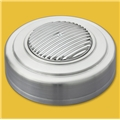 Finned 4 Barrel Round Air Cleaner