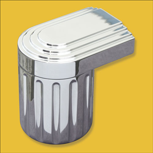 Remote Grooved Oil Filter
