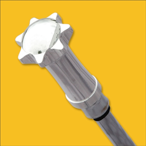 Sprocket Style Engine Dipsticks With Tube